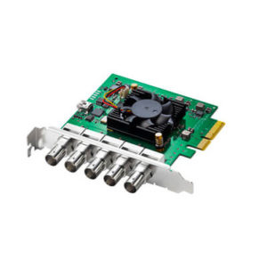 Tarjeta capturadora Blackmagic Design Decklink Duo 2