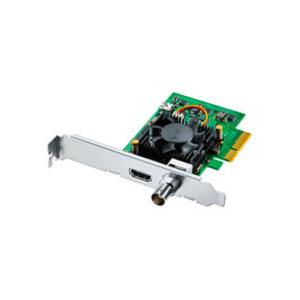 Tarjeta capturadora Blackmagic Design DeckLink Mini Recorder 4K BDLKMINIREC4K Videolab Shop