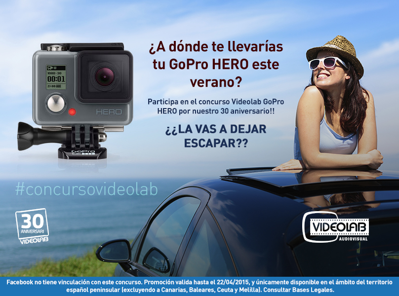 Videolab Concurs Easy Promos